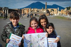 Pompeii Private Tour for Families from Naples