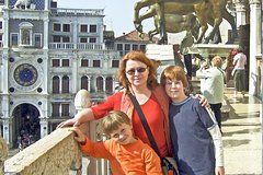 Guided Tour of St Mark Basilica Rialto Bridge & Grand Canal for Kids & Families
