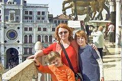 Guided Tour of St Mark Basilica Rialto Bridge & Grand Canal for Kids &a