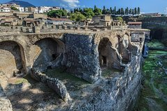 Tour of the Ruins: Hercolaneum-Oplontis-Pompeii (FullDay 8h)