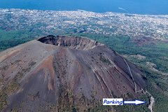 Tour of Mt. Vesuvius+Pompeii+Herculaneum (Full Day)
