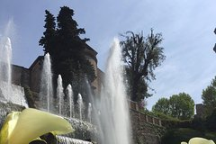 Tivoli, Villa Adriana and Villa d'Este private tour from Rome