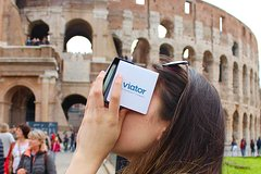 Rome in a Day Semi-Private Tour: Colosseum, Vatican Museums, and Virtual Reality