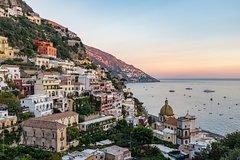 Tour of Positano+Sorrento+Pompeii (BEST SELLER Full Day)