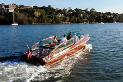 Private Sydney National Park and Icons Cruise Private Car Transfers