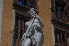 Imagen 4-stündige anpassbarer Rundgang zum Thema Geschichte und Legenden durch Madrid