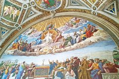 Vatican Tour with Sistine Chapel Skip-the-Line Tickets and Private Local Gu