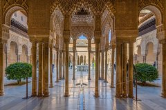 Imagen Alhambra and Granada Day Trip from Seville