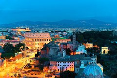 Real Exclusive Underground Colosseum Tour at Dusk with Aperitif