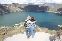 Imagen Quilotoa Crater LAke and Indian Market Private Tour