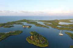 3 Days Sailing on the Caribbean from Cartagena to Rosario and San Bernardo Islands