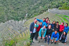 Imagen 9-Day Inca Path Tour from Lima Including Sacred Valley and Inca Trail