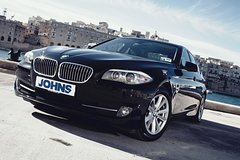 Private Malta Airport transfer up to 4 people