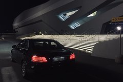 transfer with luxury cars from airport, station, etc., to all destinations