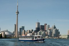 Toronto Inner Harbour and Island Cruise