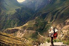 Imagen Excursión de senderismo de 3 días al Cañón del Colca desde Arequipa