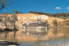 3-Night Murray River Cruise by Classic Paddle Wheeler PS Murray Princess
