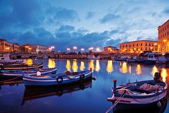 SICILIAN CAROUSEL TOUR - Tour of Sicily 7Nights-8Days from Catania-Taormina