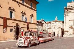 Ascoli Explorer Touristic Train Tour