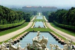"Tour of Caserta Royal Palace & Shopping ""La Reggia Outlet Shopping Center"" (8hr)"