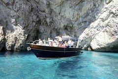 Sorrento Coast and Capri Boat Experience from Amalfi