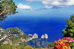 Sorrento Coast and Capri Boat Experience from Positano