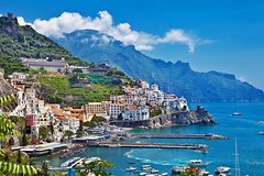Sorrento Coast, Positano and Amalfi Boat Experience from Capri