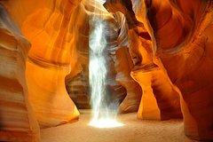 Exclusive Upper Antelope, Horseshoe bend tour from Las Vegas