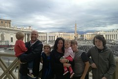 Vatican Private Tour for Families