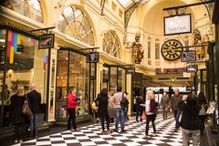 Imagen Melbourne City Full-Day Tour Including Lanes and Arcades Walk