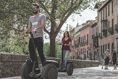 Imagen Visita a Granada en Segway por el Albaicín y el Sacromonte