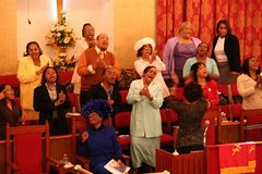 Harlem Sunday Morning Gospel Tour