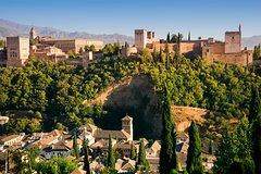 Imagen Excursión privada: Alhambra y Generalife
