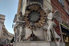 Rome and Vatican Walking Tour: Angels and Demons 2-Hour Mystery Game