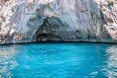 From Naples: Full-Day Capri Island and Blue Grotto Tour