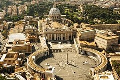 Colosseum and the Vatican plus other sites 1 day Private Tour
