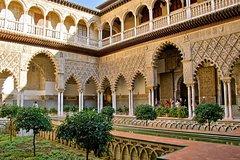 Imagen Combo de Excursões Evite as Filas de 3 horas na Catedral de Sevilha e Alcazar