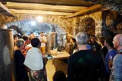Organic Wine and cheese tasting - Mozzarella workshop