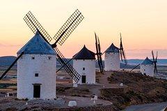 The Route of Don Quixote & Toledo