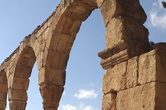 Baalbek,Anjar, with Free Airport departure Ticket PRIVATE-CAR from Beirut