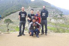 Imagen 4 Day Inca Jungle Trail to Machu Picchu Adventure Sports Tour