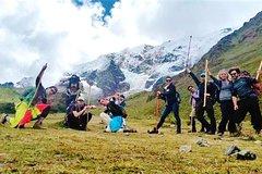 Imagen Salkantay Trek  to Machu Picchu - 4 days - Glamping Service