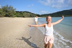 1-Night Whitsundays Tour by Catamaran with Paradise Cove Resort from Airlie Beach