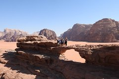 4-Day Tour from Amman: Amman, Nebo, Jerash, Petra, Wadi Rum and Dead sea