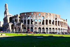 Imagen Colosseum Entrance Ticket and Self Guided Tour