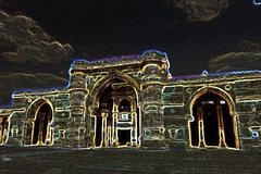 Late Evening Heritage Tour of Ahmedabad with Dinner & Overnight Stay