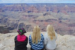 Grand Canyon Overnight Tour with Options from Las Vegas