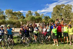 McLaren Vale Shiraz Trail Cycling Tour from Adelaide