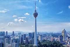 Imagen Kuala Lumpur Tower Admission Ticket and Transfer from Kuala Lumpur Hotel