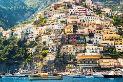 Amalfi Coast from Rome, 1 Day Private Tour